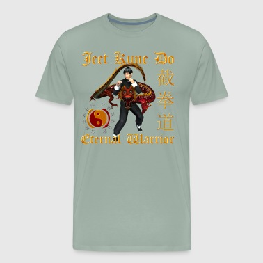 Jeet Kune Do Warrior - Men's Premium T-Shirt