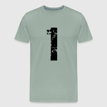 1 28 days later - Men's Premium T-Shirt