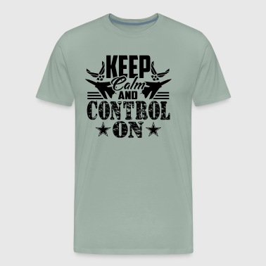 Navy Air Traffic Control Shirt - Men's Premium T-Shirt