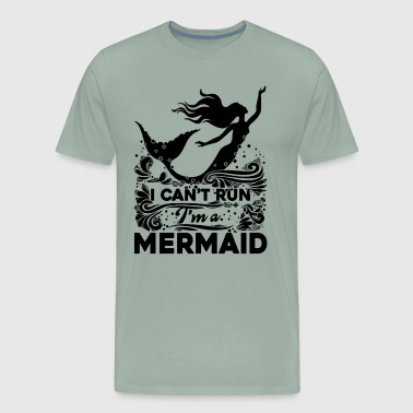 I Am A Mermaid Shirt - Men's Premium T-Shirt