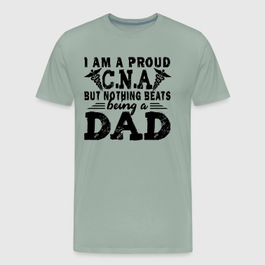 CNA Dad Shirt - Men's Premium T-Shirt