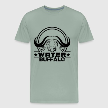Water Buffalo Shirt - Water Buffalo T Shirt - Men's Premium T-Shirt