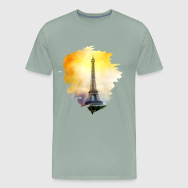 Paris France Gift - Men's Premium T-Shirt