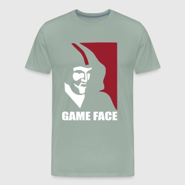 Game face - Men's Premium T-Shirt
