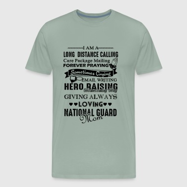 National Guard Mom Love This National Guard Mom Shirt - Men's Premium T-Shirt