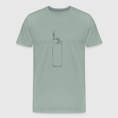 lighter - Men's Premium T-Shirt