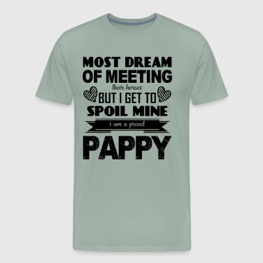 Proud Pappy Shirt - Men's Premium T-Shirt