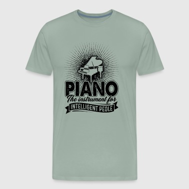 Piano Instrument For Intelligent People Shirt - Men's Premium T-Shirt