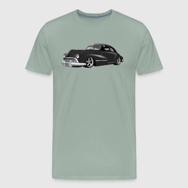 vintage hot rod - Men's Premium T-Shirt