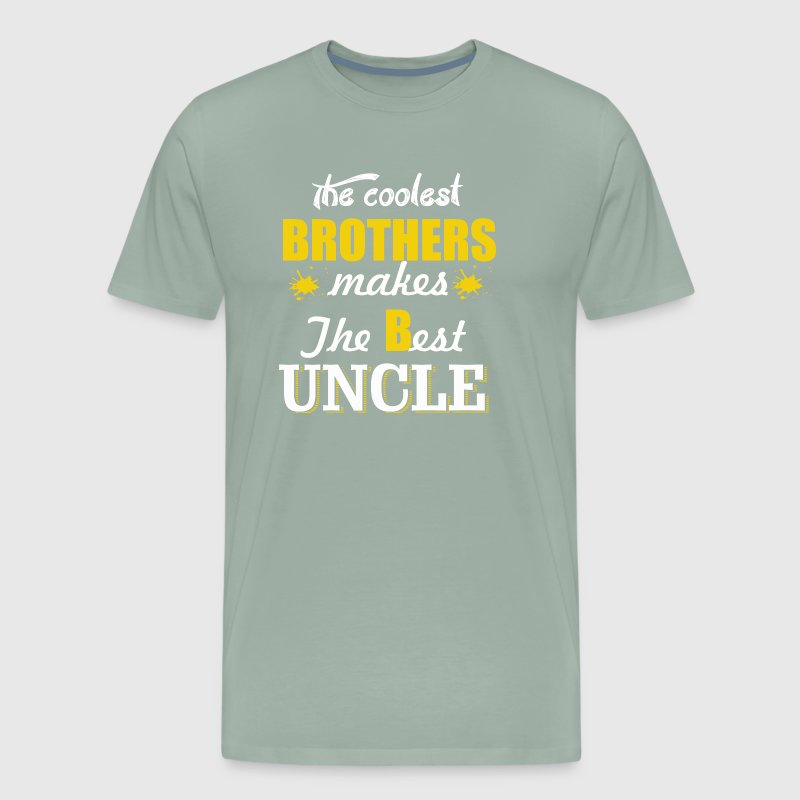 coolest uncle - Men's Premium T-Shirt