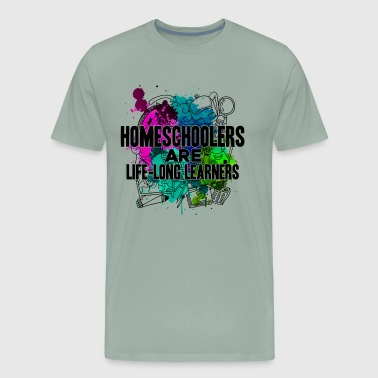 Homeschooler Shirt - Men's Premium T-Shirt