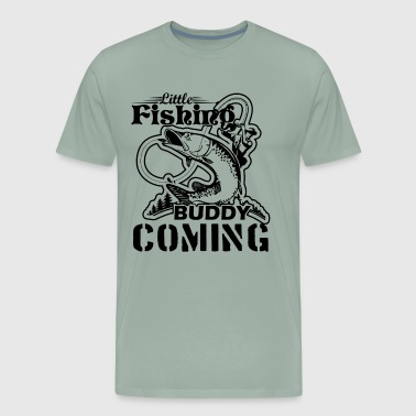 Fishing Buddy Shirt - Fishing Buddy T shirt - Men's Premium T-Shirt