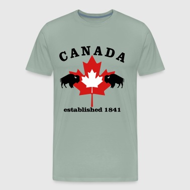 Canada Design - Men's Premium T-Shirt