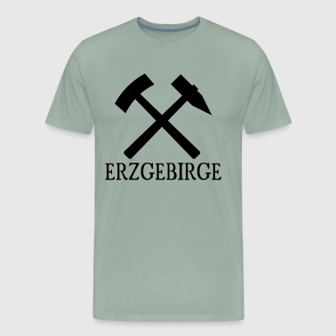 Erzgebirge Design - Men's Premium T-Shirt