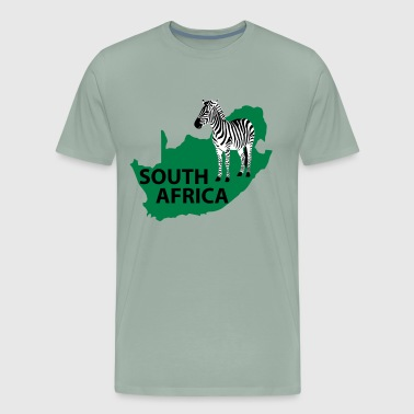 South Africa Design - Men's Premium T-Shirt