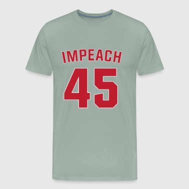 impeach - Men's Premium T-Shirt
