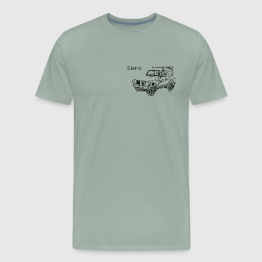Sierra - Men's Premium T-Shirt