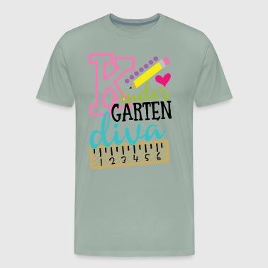 shop kindergarten t shirts online spreadshirt. Black Bedroom Furniture Sets. Home Design Ideas