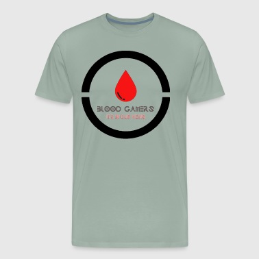 1st edition Blood Gamers - Men's Premium T-Shirt