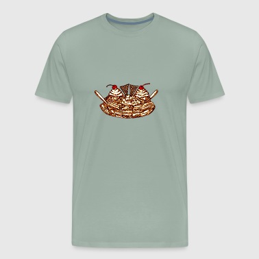 Banana Split - Men's Premium T-Shirt