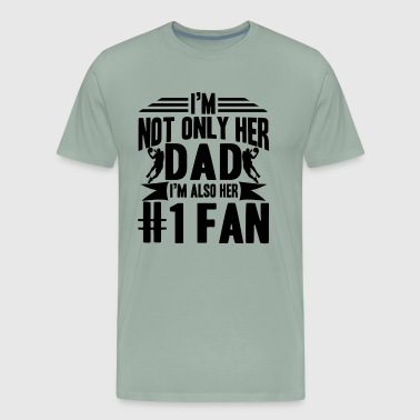Dad Of Basketball Girl Shirt - Men's Premium T-Shirt