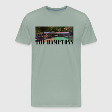 The Hamptons - Men's Premium T-Shirt