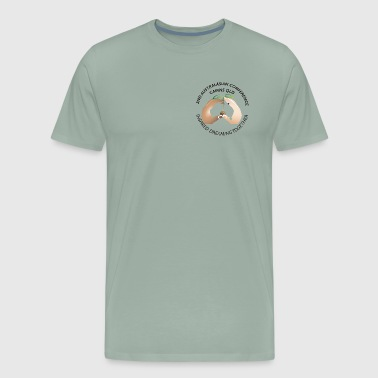 Healing Touch 2nd Australasian Conference - Men's Premium T-Shirt