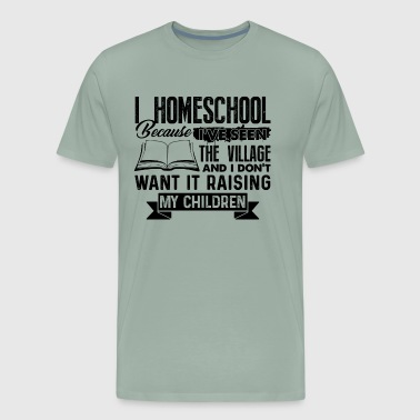 Homeschool Shirt - Men's Premium T-Shirt