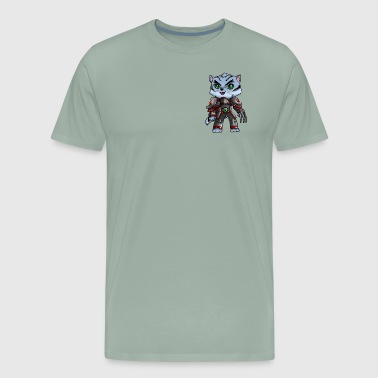 Panfur Mecha - Men's Premium T-Shirt