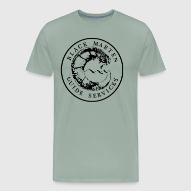 Black Marten Guide Services - Men's Premium T-Shirt