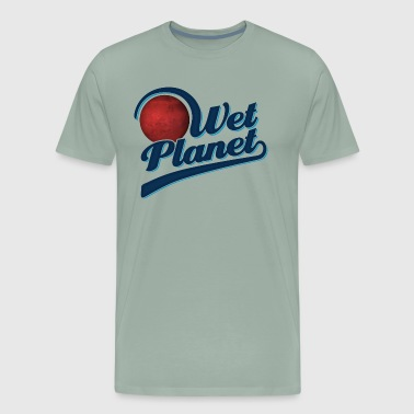 Discovery Channel Wet Planet Gift - Men's Premium T-Shirt