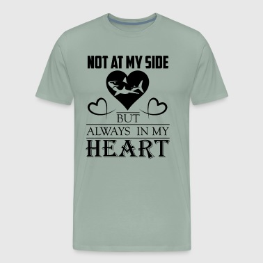 Sharks in My Heart Shirt - Men's Premium T-Shirt