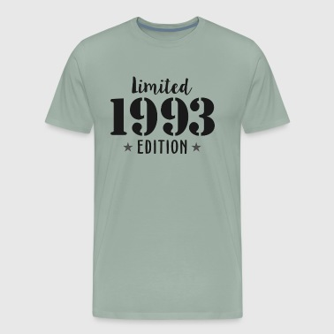 1993 Limited Edition Limited Edition 1993 birthday - Men's Premium T-Shirt