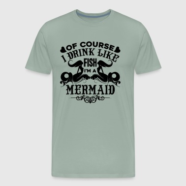 Mermaid Shirt - Men's Premium T-Shirt