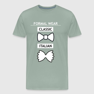 Italian Formal Wear gift idea - Men's Premium T-Shirt
