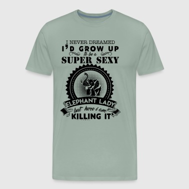 Super Sexy Elephant Shirt - Men's Premium T-Shirt