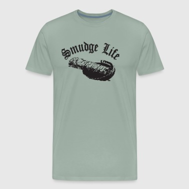 smudge life - Men's Premium T-Shirt