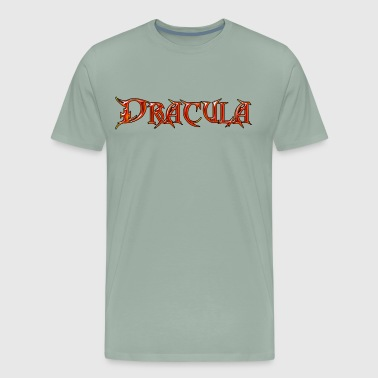 Count Dracula - The Ultimate Vampire - The Undead - Men's Premium T-Shirt