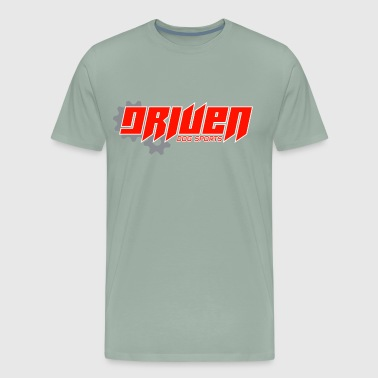 Driven dog sports - Men's Premium T-Shirt