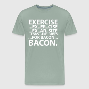 Exercise - Men's Premium T-Shirt