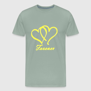 Love Forever - Men's Premium T-Shirt