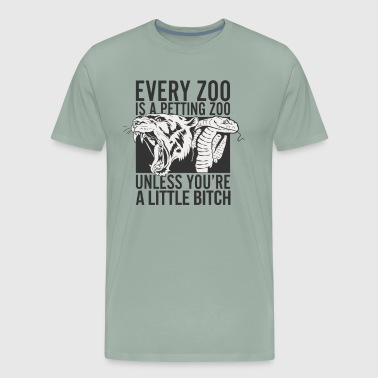 Every Zoo Petting Zoo - Men's Premium T-Shirt