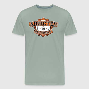 Addicted to Recovery - Men's Premium T-Shirt