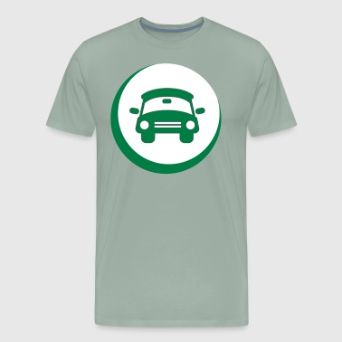 Auto Wolfsburg Car - Men's Premium T-Shirt