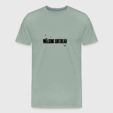 The Walking Shithead - Men's Premium T-Shirt