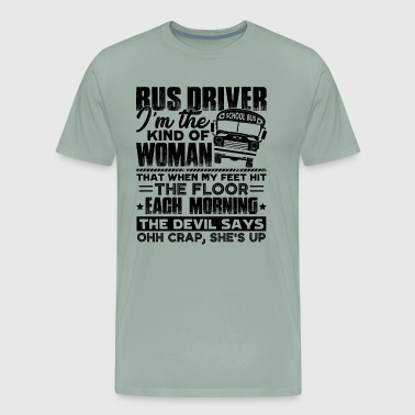 Bus Driver Shirt - Men's Premium T-Shirt
