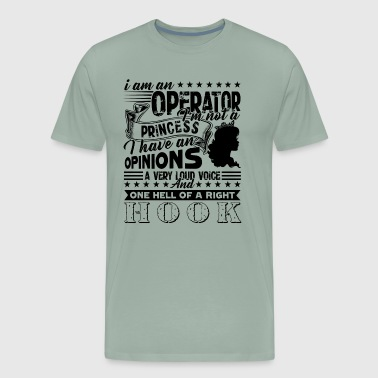 Relation Operator Shirt - Men's Premium T-Shirt