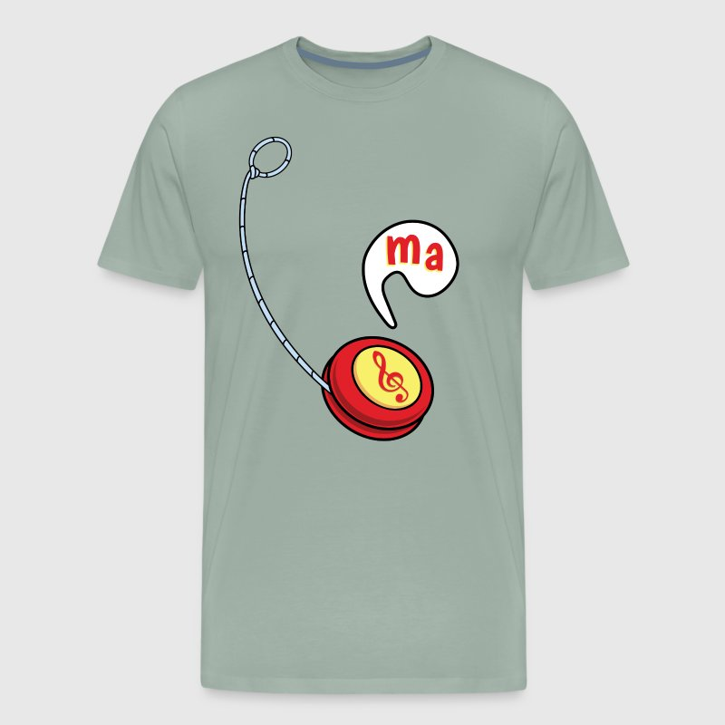 Yo-Yo Ma - Men's Premium T-Shirt