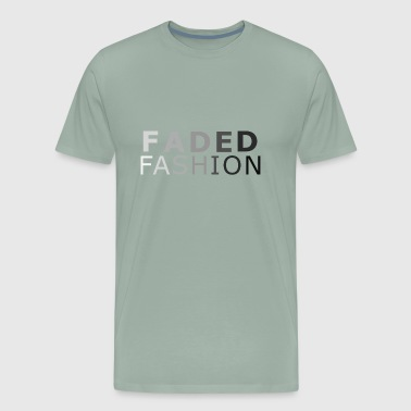 Faded Fashion Original Design - Men's Premium T-Shirt