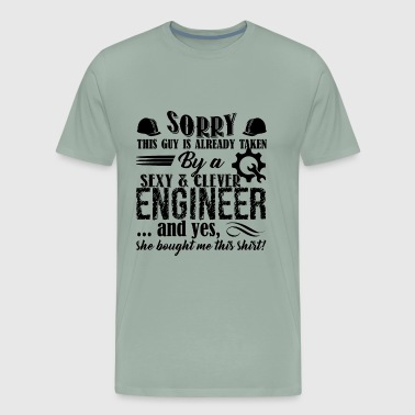 Love Engineer - Men's Premium T-Shirt
